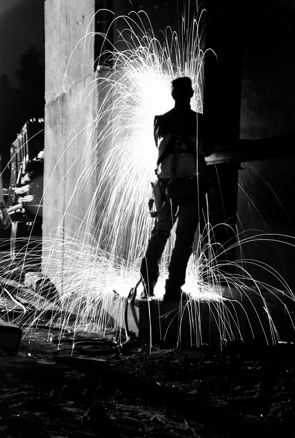 Night Welding