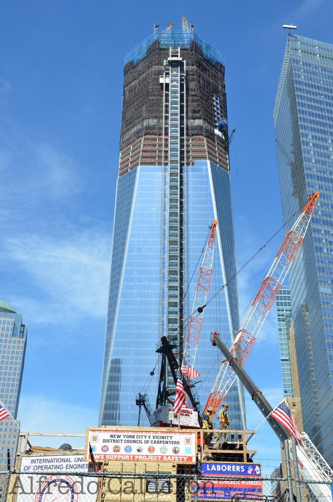 New NYC Tower Site
