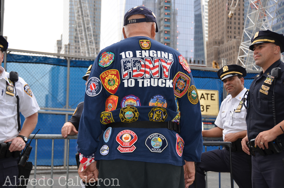 Retired New York Fireman