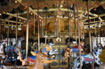 Carrousel since the 1920's